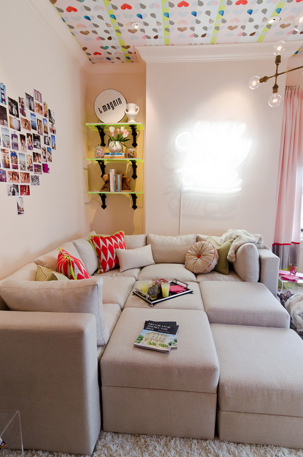 Teen Girls Modern Hangout Cool Teen Hangouts And Lounges