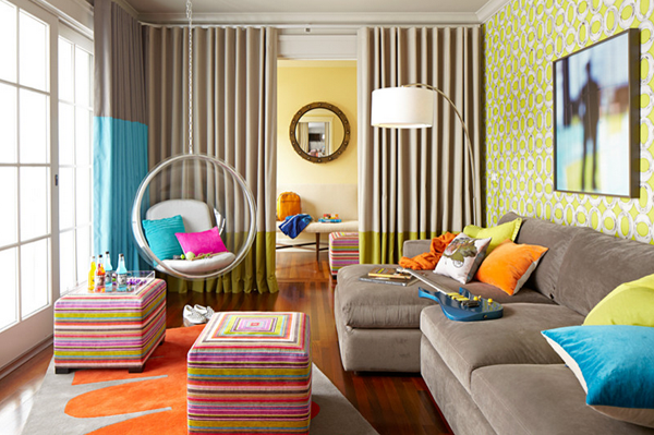 Teenager Lounge Hangout Room Ideas