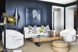stylish paint colors and ideas for your living room - Paint Colors For Living Room