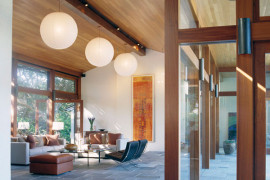 Paper Lanterns For Not-So-Oriental Homes