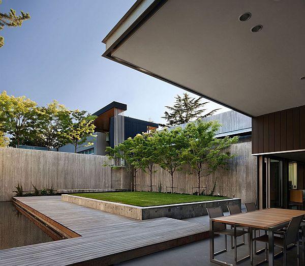 concrete garden walls