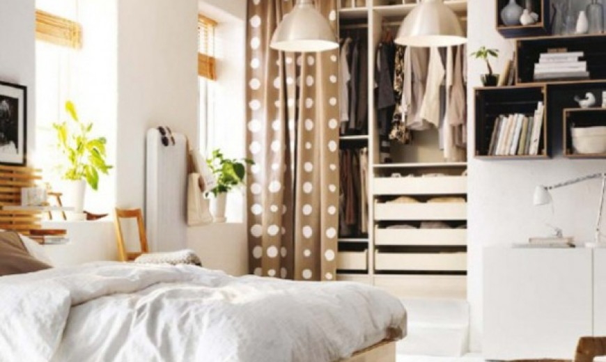 10 ikea bedrooms youd actually want to sleep in - Ikea Bedrrom
