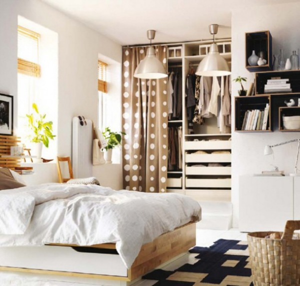 10 ikea bedrooms you 39 d actually want to sleep in for Wohnideen jugendzimmer
