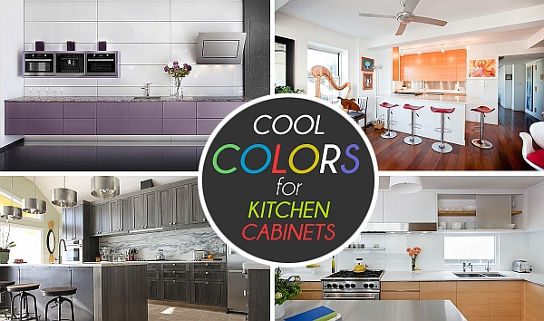 cool colors for kitchen cabinets