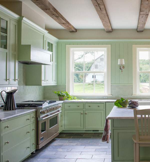 Mint Green Kitchen: Minty Fresh Decor That Gets You Ready For Summer