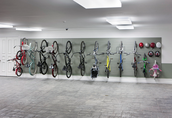 Bike Bicycle Lift Ceiling Mounted Hoist Storage Garage