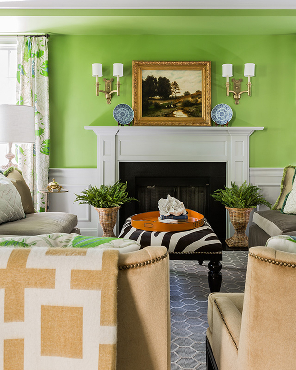 View in gallery int 8 2Stylish Paint Colors And Ideas For Your Living Room. Green Paint Living Room. Home Design Ideas