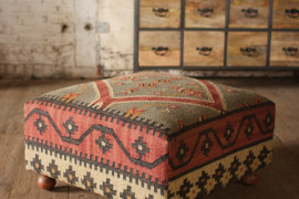Gorgeous Homes Featuring Kilim-Inspired Designs