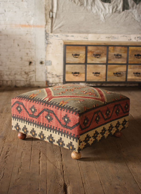 Gorgeous Homes Featuring Kilim Inspired Designs