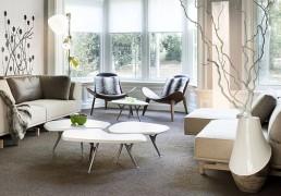 modern living room rug