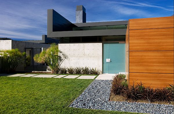 outdoors concrete walls