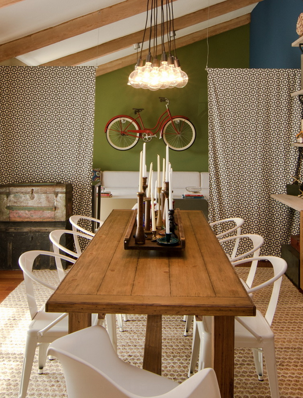 peg bike mount dining room
