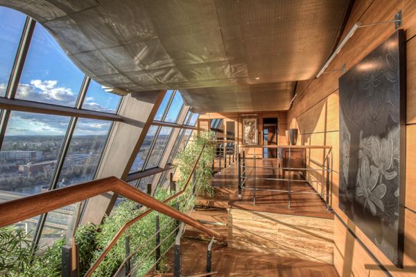 penthouse greenhouse