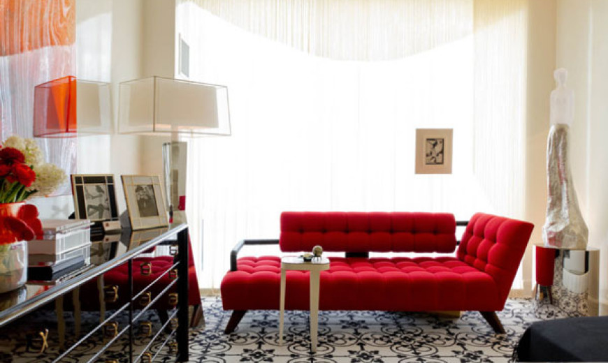 Red And White Bedrooms Perfect For Valentine's Day