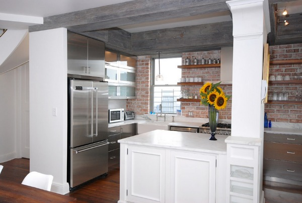 A Stainless Steel Kitchen Design