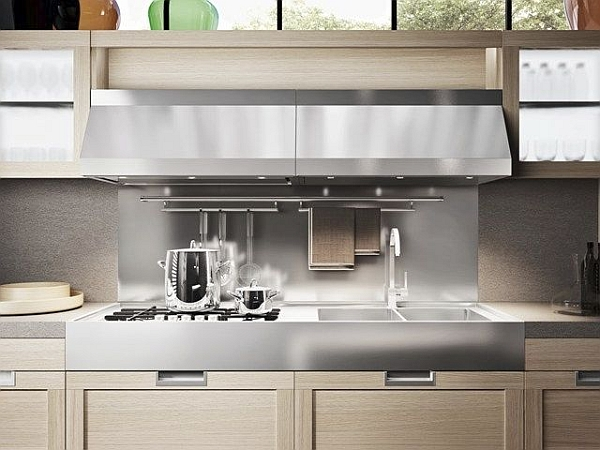 A closer look at the Lux kitchen