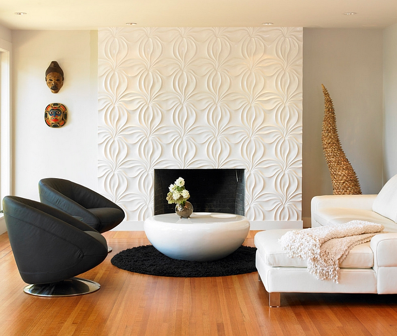 Add beautiful modular art with tiles