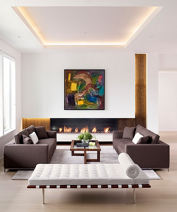 Minimalist Living Room Ideas For A Stunning Modern Home