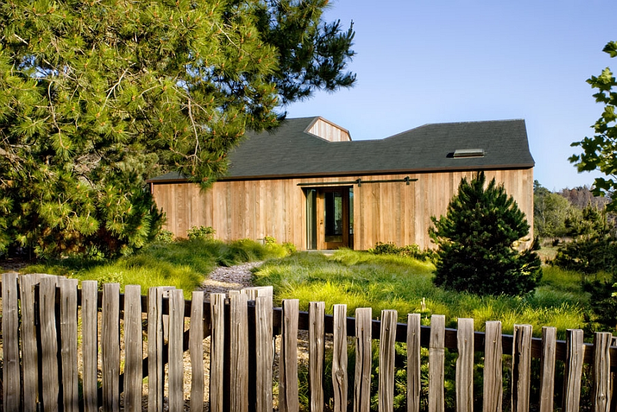 Beautiful Sea Ranch Residence in California by Turnbull Griffin Haesloop Contemporary Style Meets Oriental Design At The Sea Ranch Home