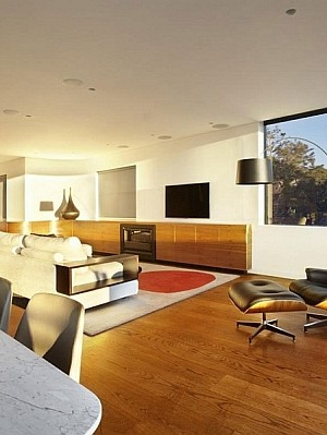 Bellevue Hill  Apartment by Rolf Ockert Design