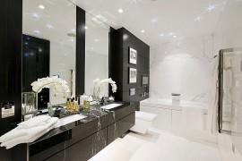Black And White Bathroom Ideas 23 amazing purple bathroom ideas, photos, inspirations