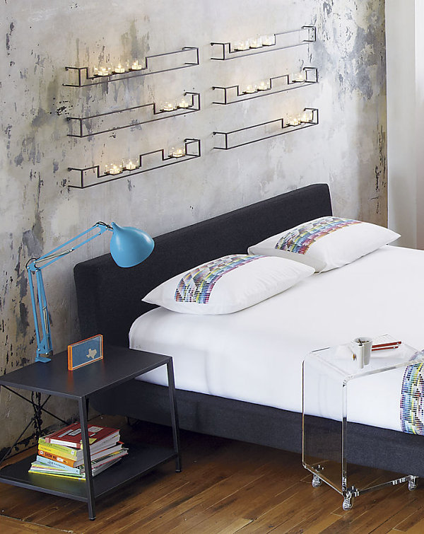cb2 bedroom furniture. view in gallery black nightstand a modern bedroom cb2 furniture