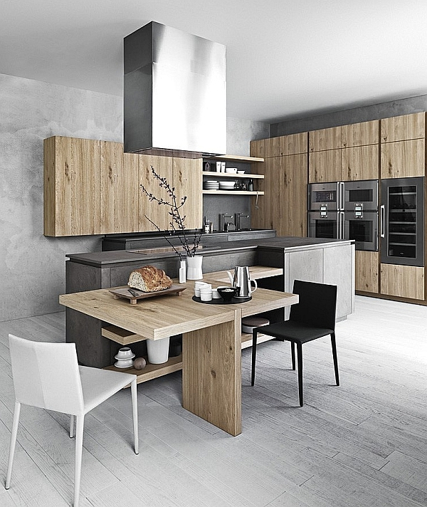 Cloe Kitchen by Cesar