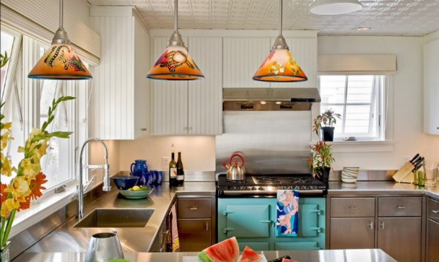 Inspired Stainless Steel Kitchens