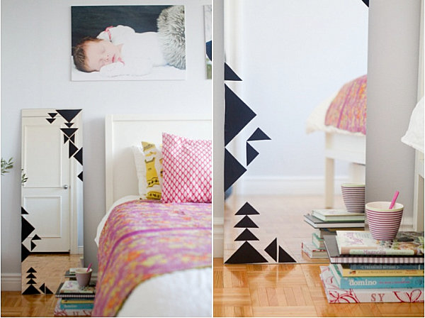 Contact Paper On Walls 12 diy projects that make a statement with contact paper