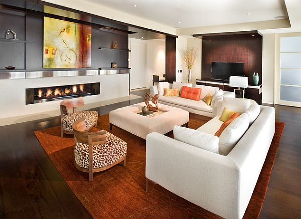 simple modern living room. View In Gallery Contemporary Style With Simple, Minimal Overtones Simple Modern Living Room D