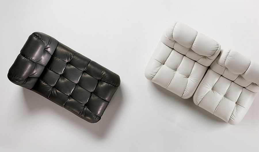 Cool tufted sofa for the modern home