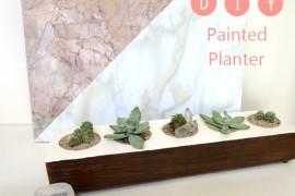 Repurpose A Votive Candle Holder Into A DIY Planter