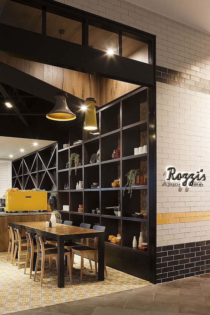 Enjoy a lovely snack at the Rozzi's in Melbourne