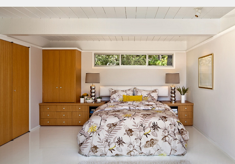 View In Gallery Exquisite Idea For A Modern Bat Bedroom Design