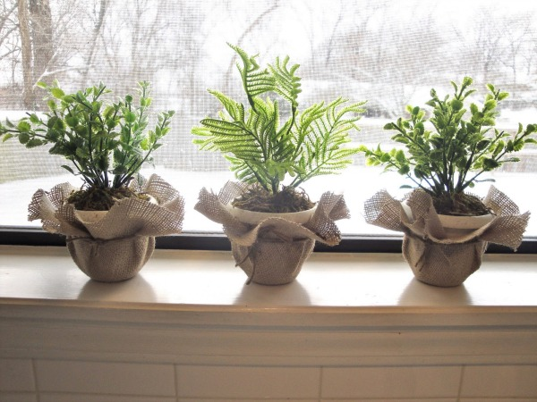 faux plants that will fool your eyes - faux sure! Artificial House Plants Small