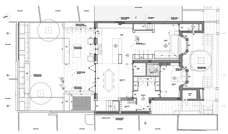 Home renovations project plan