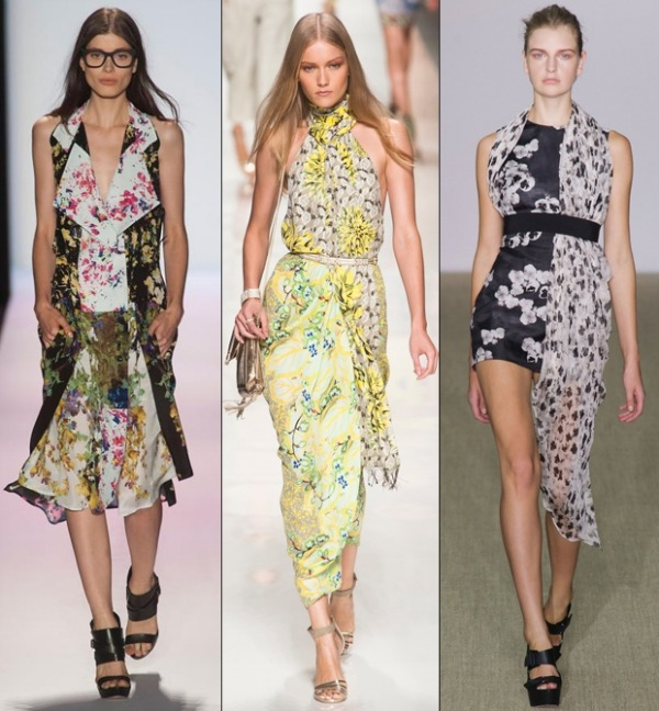 Floral Fashion SS14