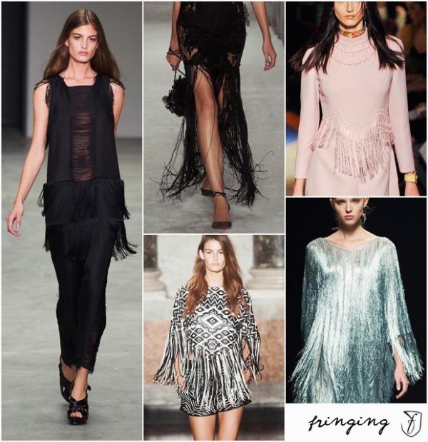 Fringe Fashion SS 14