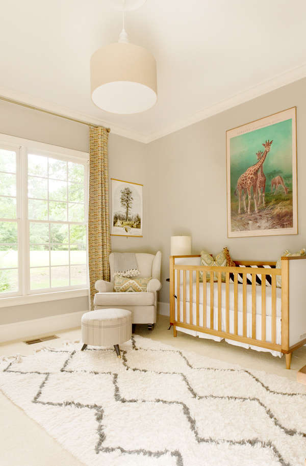 Gender neutral nurseries deliver a bundle of joy - Baby nursery neutral colors ...