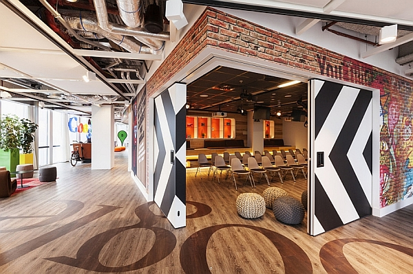 Google Amsterdam Office: A Tour Through The Whimsical And The Functional!