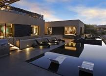 Scintillating Desert House In Las Vegas Brings The Outdoors Inside