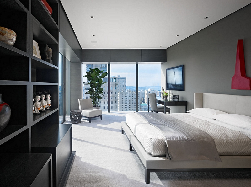 view in gallery grey is the hot new nuetral - Hot Bedroom Designs