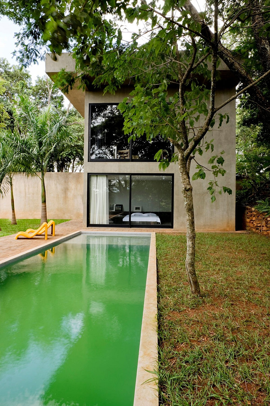 Charming Industrial House In Brazil With A