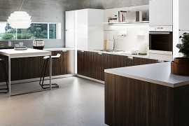 Lux Kitchen from Snaidero
