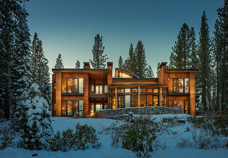 View In Gallery Martis Camp House By Swaback Partners
