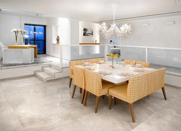Minimalist dining room idea