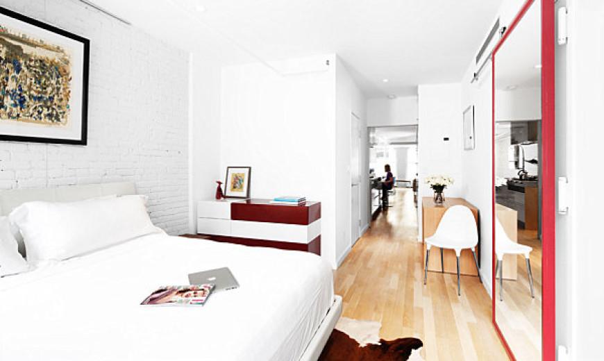 10 Rooms Featuring Sliding-Mirror Closet Doors on