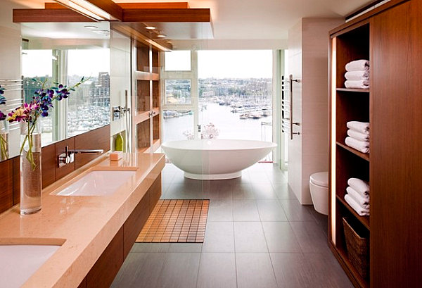 Modern Vancouver bathroom