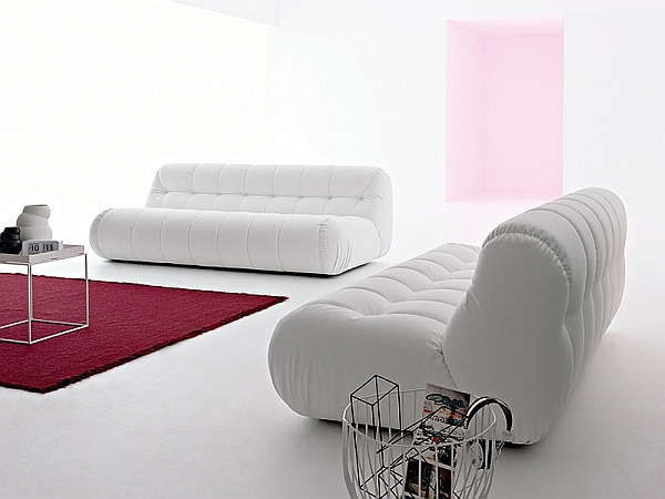 Stylish Nuvolone Sofa From Mimo Brings Together Comfort And Class!