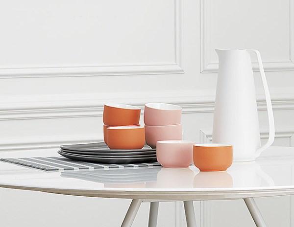 Pastel mini bowls
